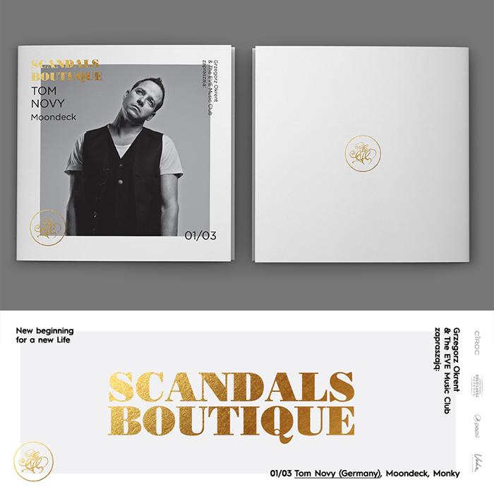 Scandals boutique
