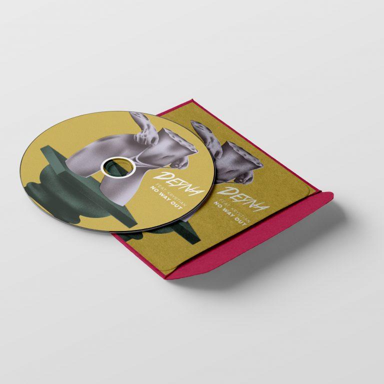 Deyna cd mockup