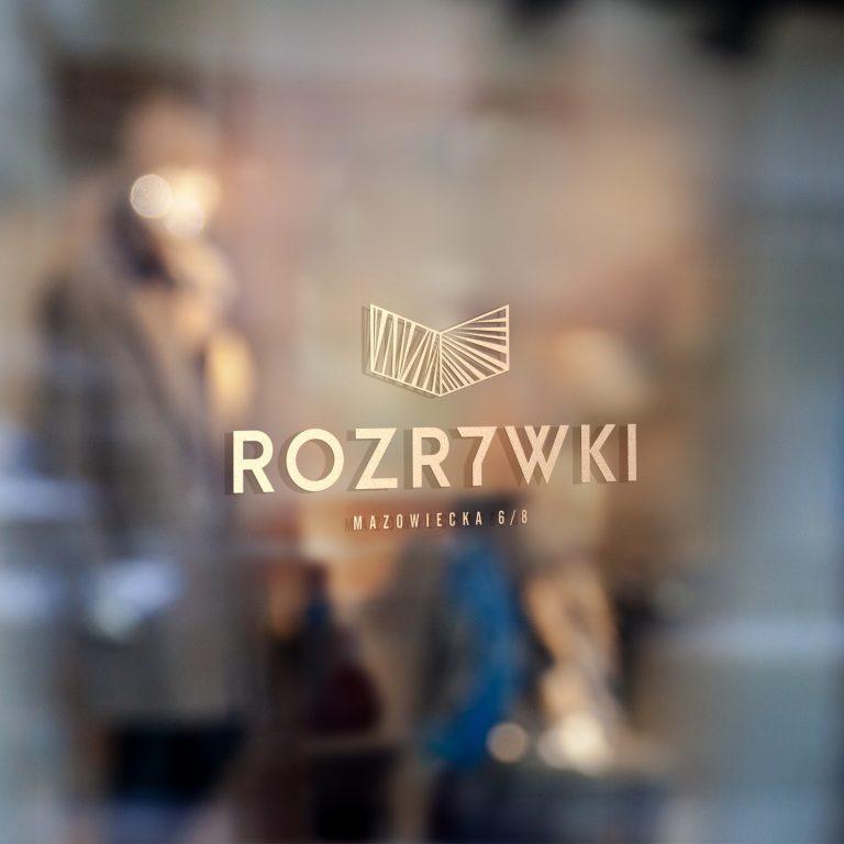 Rozrywki Window Signage MockUp 2