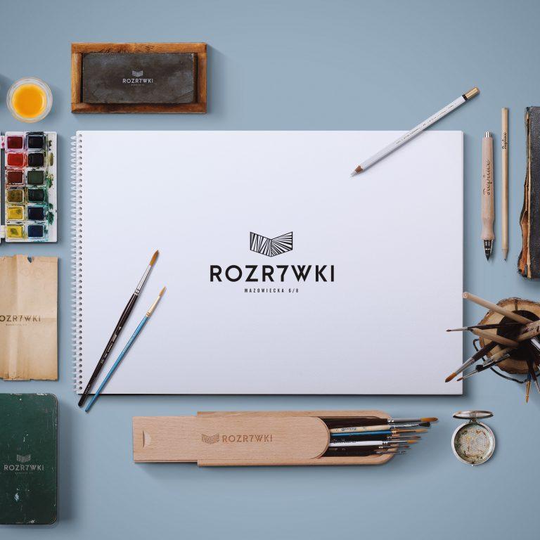 rozrywki Art Equipments Mock Up 17